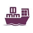Logo bateau en violet-02