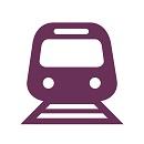 Logo train en violet-02